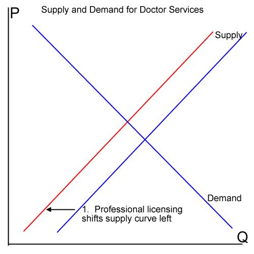 what are the major factors impacting demand for health care services