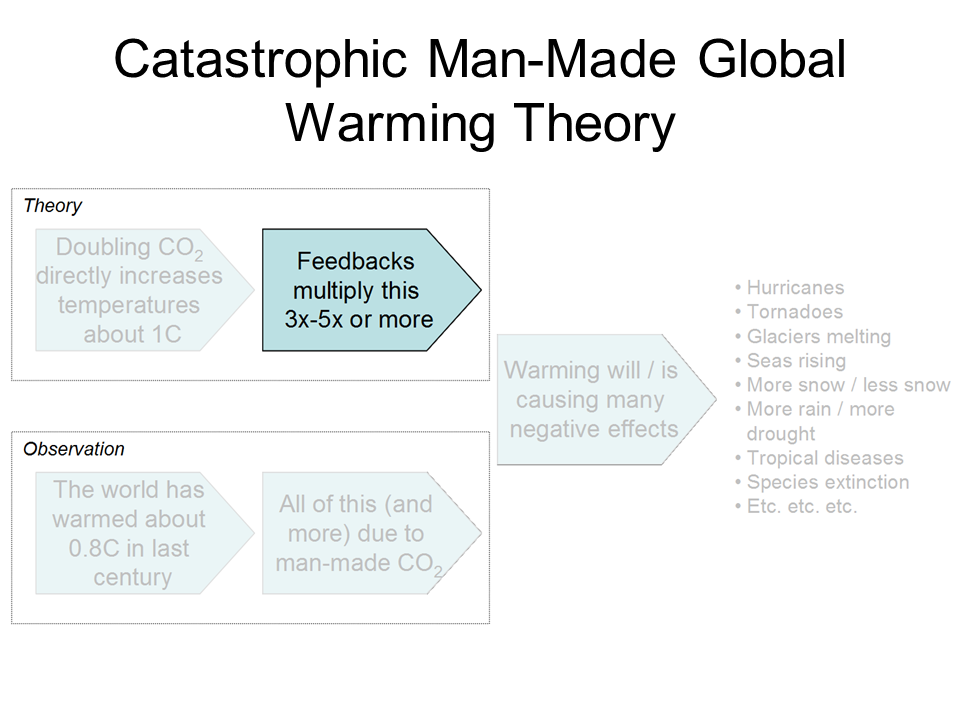 what role has human activity played in causing climate change