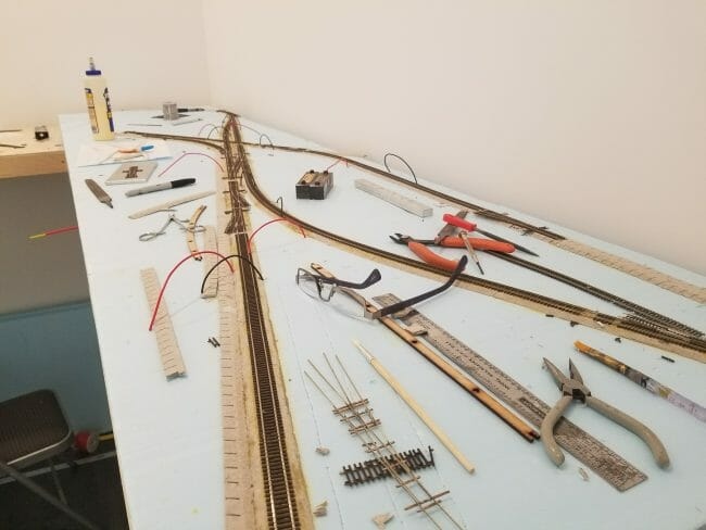 20170804 182920 650x488 Model Railroad Update #2