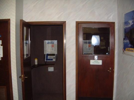 Kiwiphonebooth