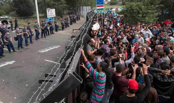 MigrantClash